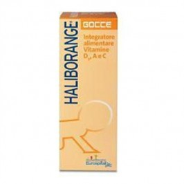 Haliborange 6 ml Gocce