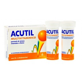 Acutil 20 cpr effervescente