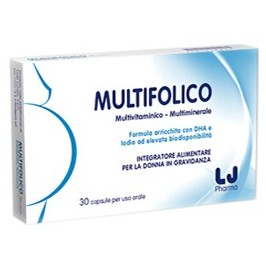 Multifolico 30 cpr