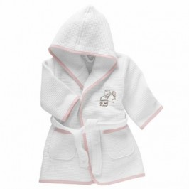 Chicco Accappatoio in Piquet 12 m+ Rosa